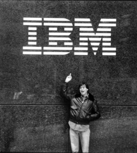 Steve and IBM