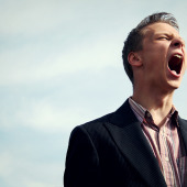 Stop shouting! Listen. And you will win.