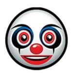 ad agency clown